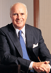 D. Ronald Daniel, MBA 1954, Director & Former Managing Partner, McKinsey & Company, Inc., Former Treasurer, Harvard University