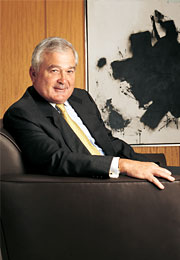 Louis V. Gerstner, Jr., MBA 1965, Chairman, The Carlyle Group, Former Chairman and CEO, IBM