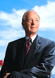 Donald P. Nielsen, MBA 1963, Former Chairman, President & Chief Executive Officer, Hazleton Laboratories Corporation, Former President, Seattle School Board