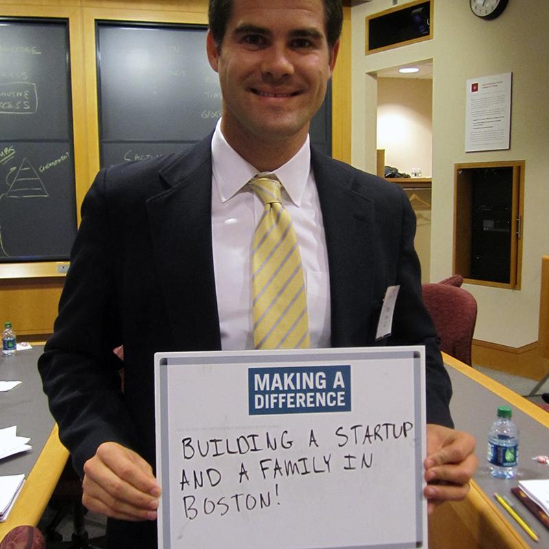 Brent Grinna (MBA 2010) - Alumni - Harvard Business School