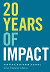20 Years of Social Impact
