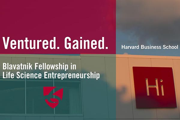 Blavatnik Fellowship