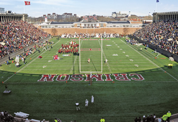Photo of Harvard Stadium