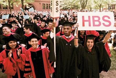 we did it alumni harvard business school