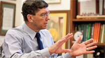 Professor Clay Christensen
