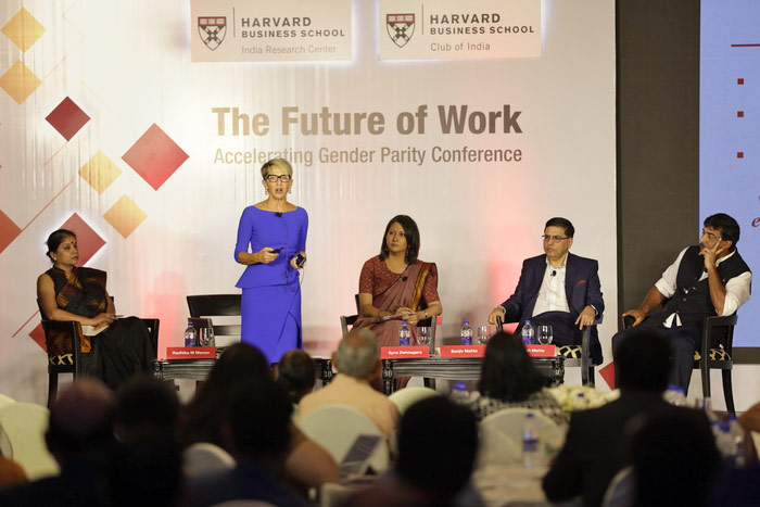 The Conference Was Organized By Hbs Club Of India In Partnership With Research Center